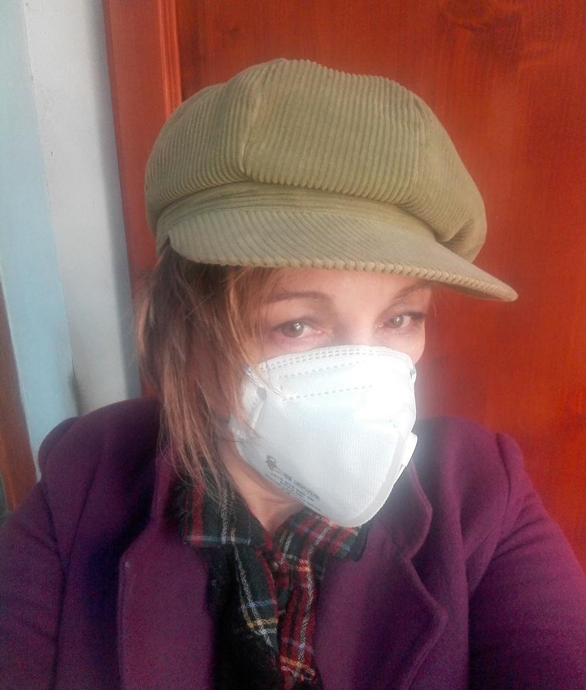 A.H maskovaná